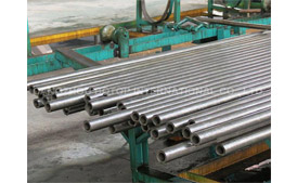 Alloy Seamless Steel Tubes