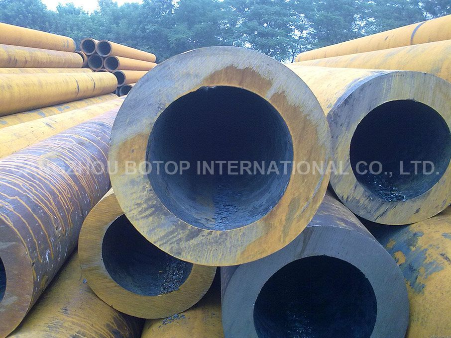 API 5L GR.B Heavy Wall Thickness Seamless Steel Pipe for Mechanical Processing