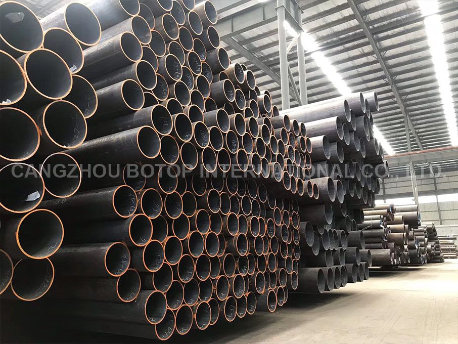 API 5L X42-X80, PSL1&PSL2 Oil and Gas Carbon Seamless Steel Pipe