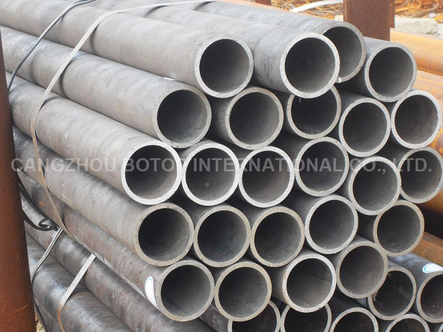 ASTM A53 Gr.A &Gr. B Carbon Seamless Steel Pipe for high Temperature