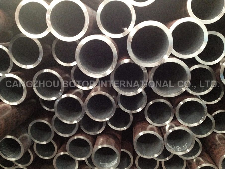 ASTM A192 Boiler Carbon Steel Tubes For High Pressure