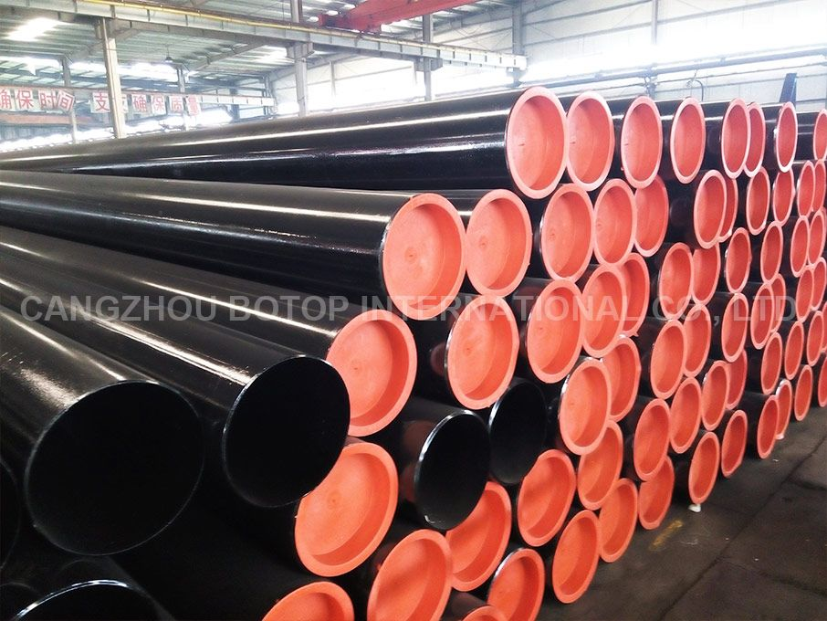 JIS G 3452 Carbon ERW Steel Pipes for Ordinary Piping