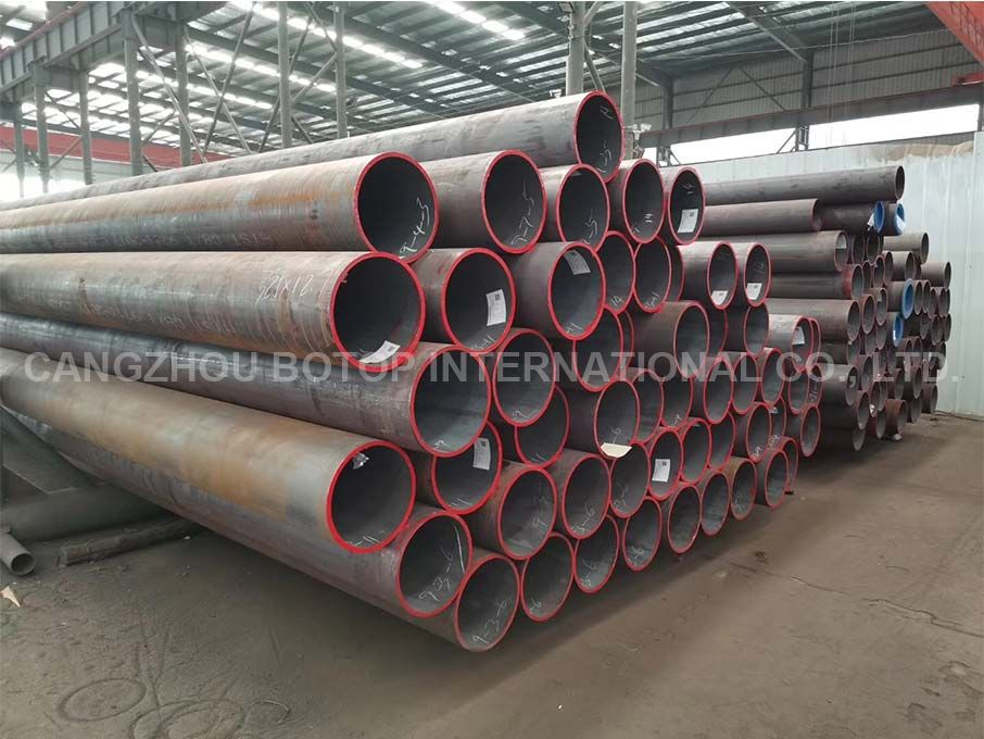 API 5L X52 PSL1&PSL2 Oil and Gas Carbon Seamless Steel Pipe