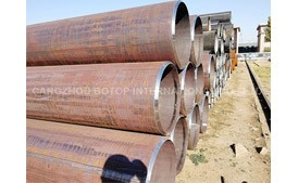 How to Increase the Stability of Longitudinally Welded Pipes?